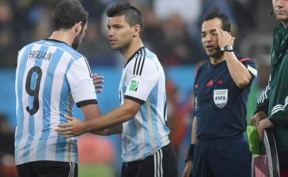 Hoy Argentina-Colombia desde las 20,30