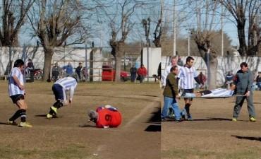 Se juegan los cuartos de final del Torneo de Veteranos