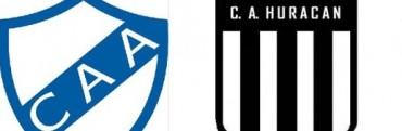 Argentino – Huracán empiezan a definir la Copa Bicentenario por la final de primera división