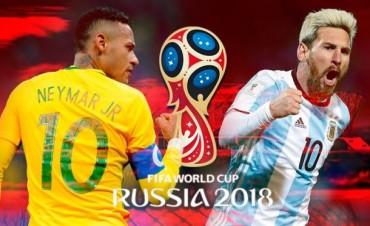 A todo o nada: Argentina visita al líder Brasil con la vuelta de Messi