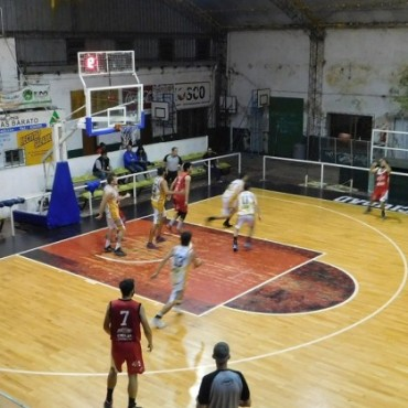 Gran triunfo de Ciudad de Saladillo ante Regatas de San Nicolás