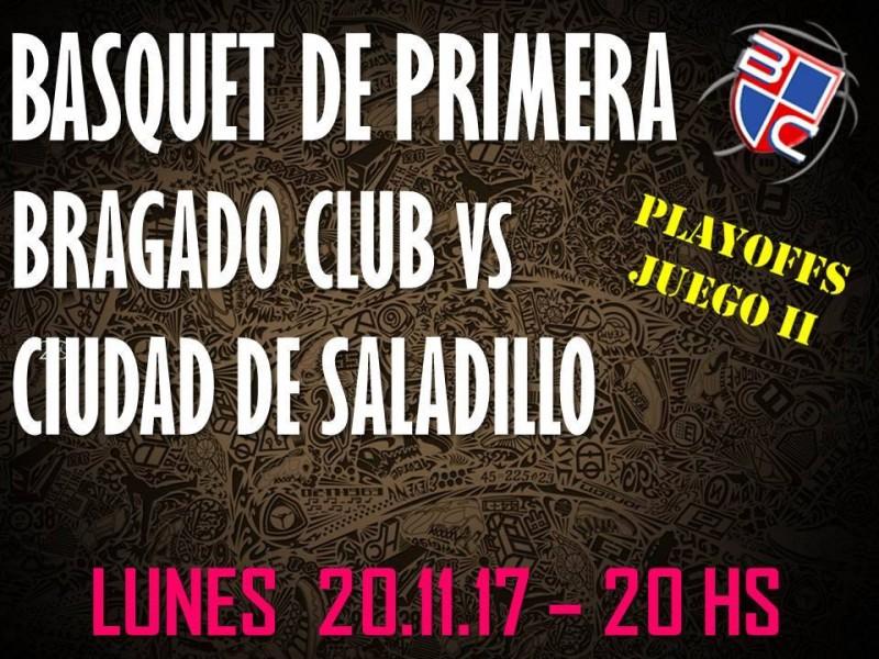 Ciudad juega en Bragado buscando un lugar en la final de primera