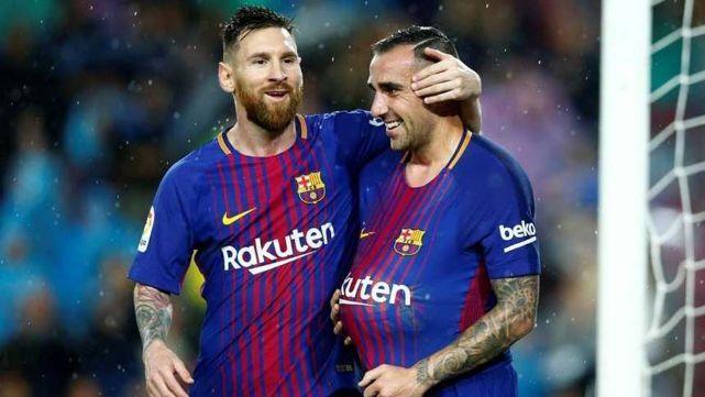 El Barsa sigue ganando y Messi no para de batir récords