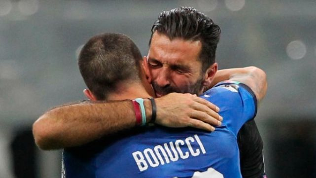 Maradona, triste por la ausencia de Italia en el Mundial