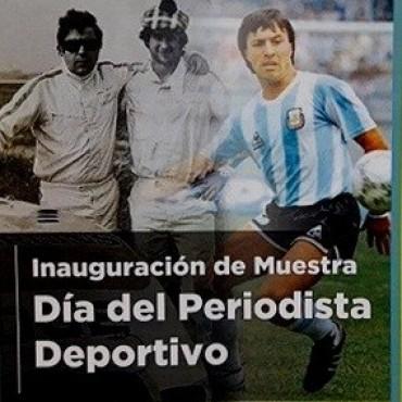 """""""Festejamos el Día del Periodista Deportivo con una muestra de fotos"""""""