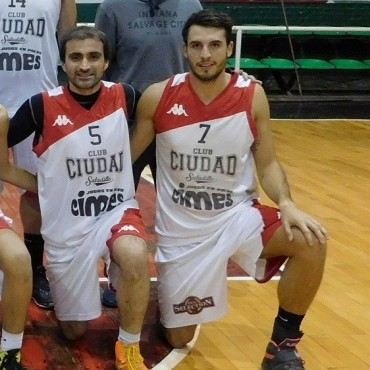 Club Ciudad primer finalista de la Copa Eventos Deportivos