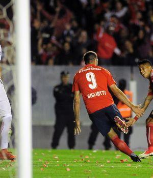 El Rojo es finalista de la Copa Sudamericana
