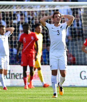 Perú empató con Nueva Zelanda y define el pase al Mundial en casa