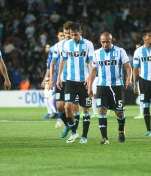 Racing no tuvo