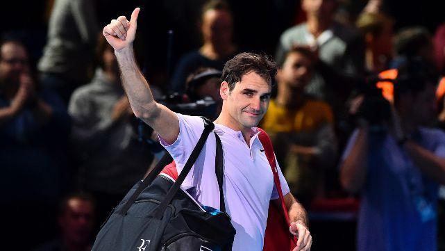 Sorpresa en el Masters de Londres: Goffin le ganó a Federer
