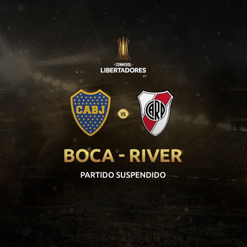 Boca-River: Se juega este domingo desde las 16