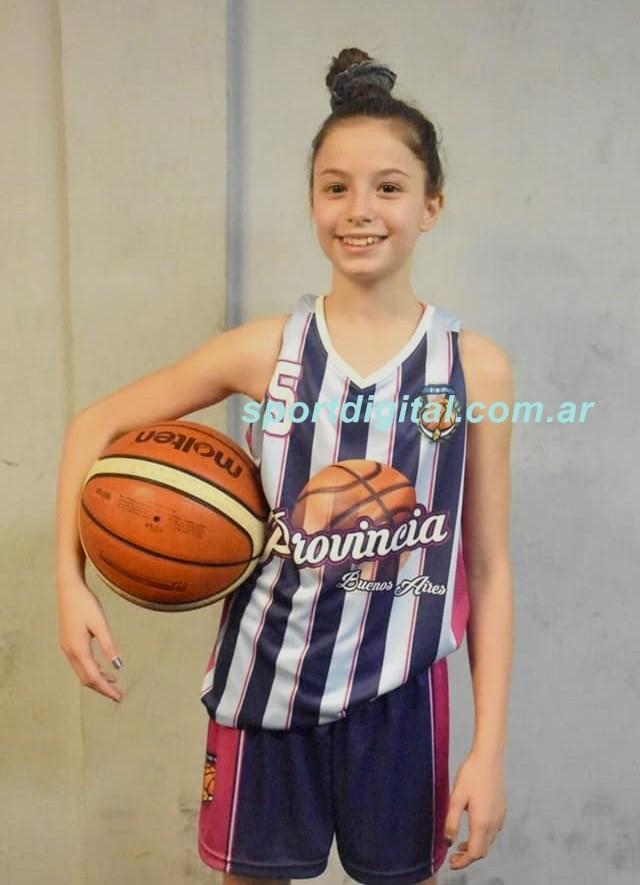 Provincia ya tiene su equipo para el Argentino sub13 Femenino