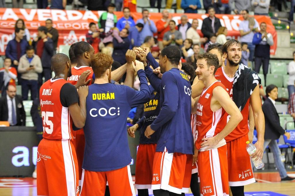 Luego de algunas derrotas, volvió al triunfo el Murcia de Marcos Delía