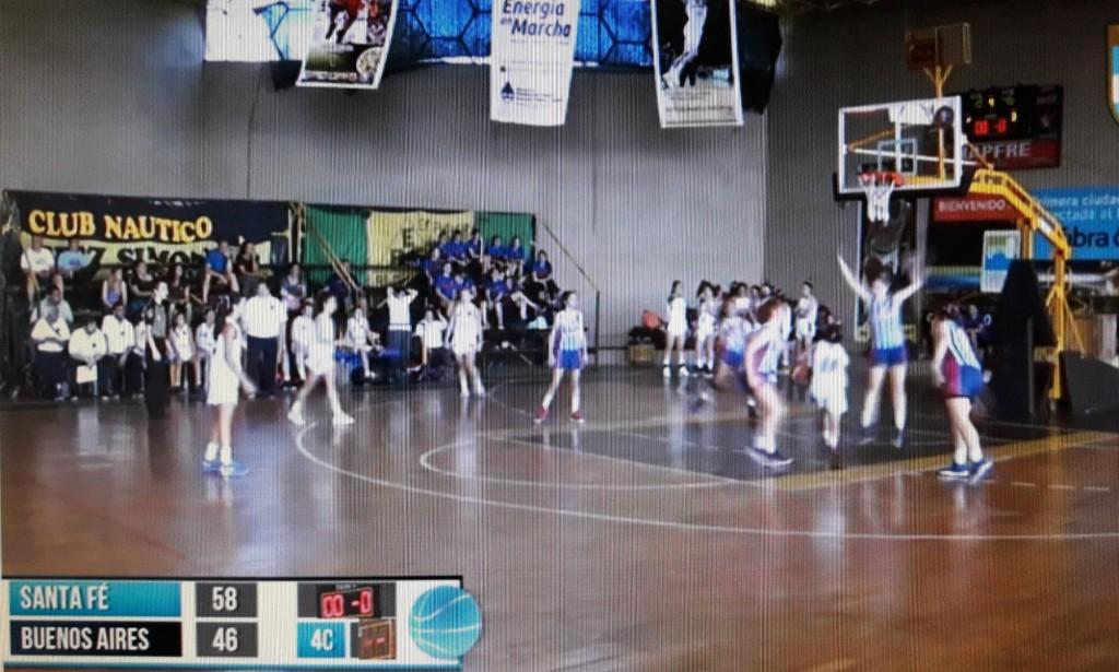 Floja actuación de la selección de BA ante Entre Ríos