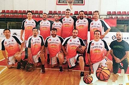 La selección de la ABCh fue quinta en el Provincial de Maxibásquet