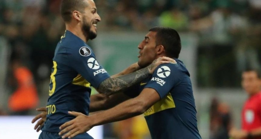 Superfinal histórica: Boca eliminó al Palmeiras y definirá con River la corona de la Copa Libertadores