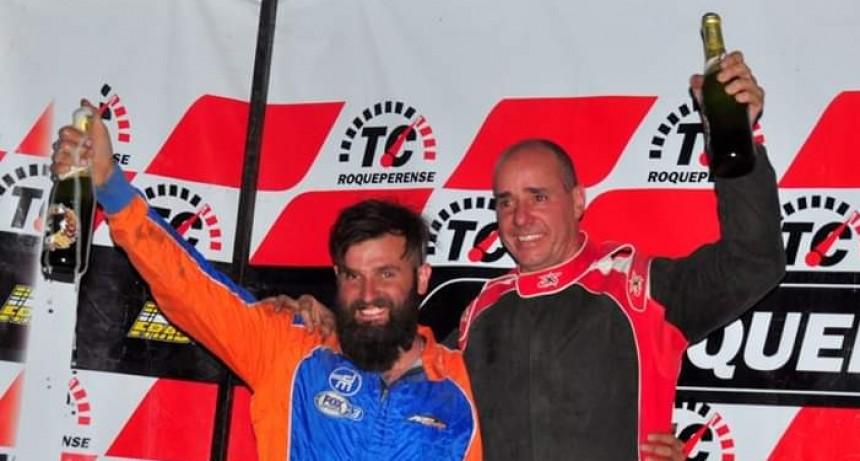 El TC Roqueperense se presentó en el circuito de Saladillo