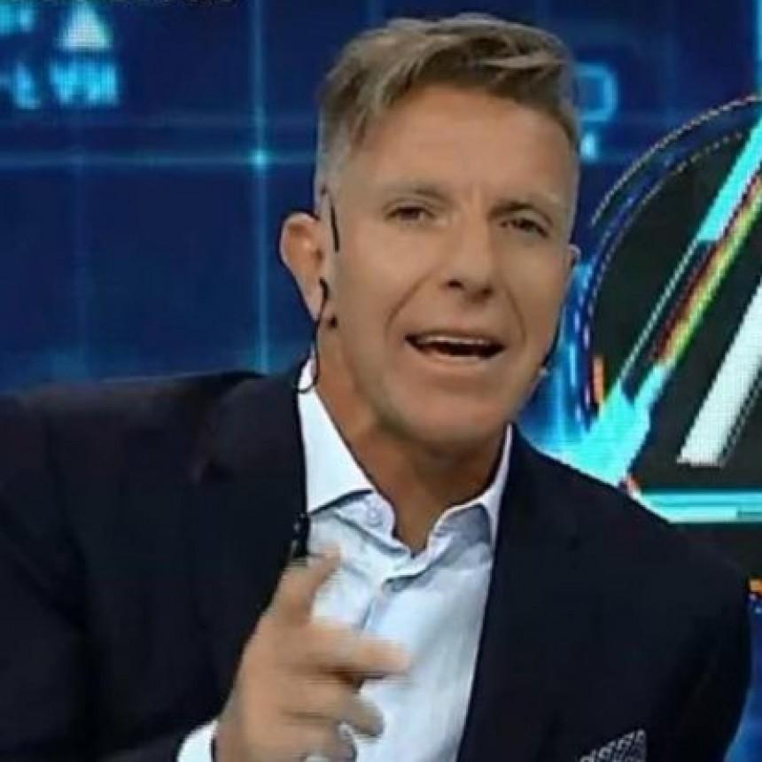 Fantino advirtió que el arbitro perjudicará a Boca