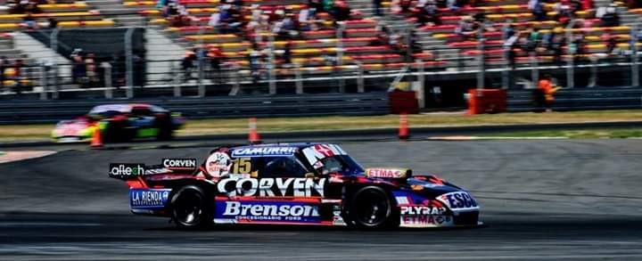 Rossi el mejor en la clasificacion del TC en San Juan