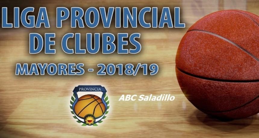 Ciudad de Saladillo juega en Zarate por la 8° fecha del Provincial de Clubes