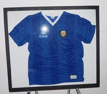 Se posterga el sorteo de la camiseta del seleccionado argentino