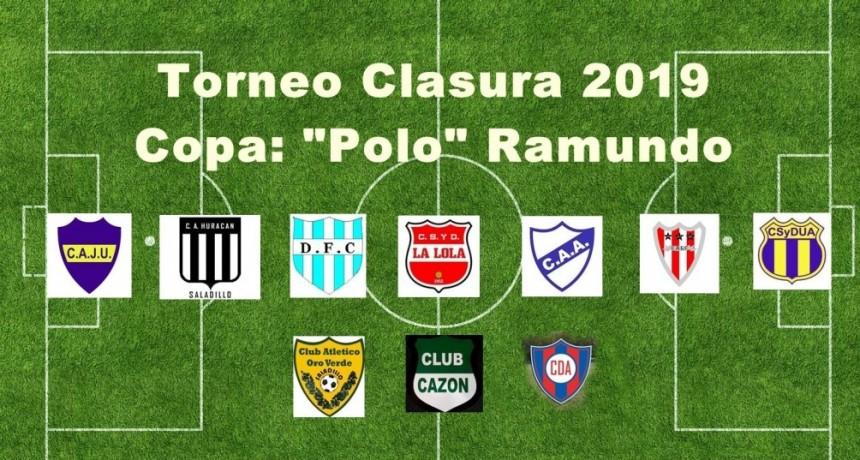 Se juegan este domingo las semifinales del Torneo Clausura