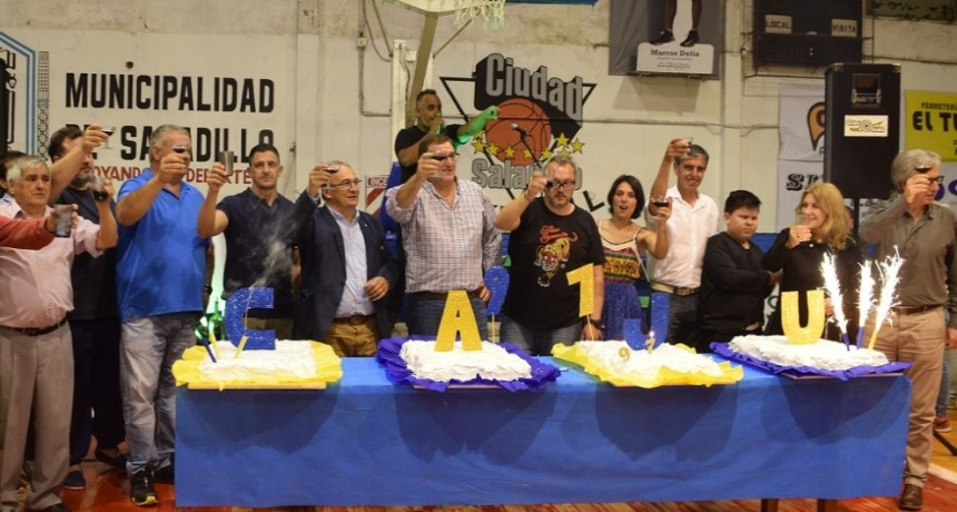 El Club Jacobo Urso celebró  97º aniversario