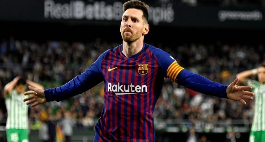 Messi se hizo cargo de la victoria ante el Dortmund
