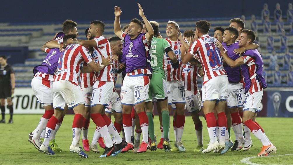 Unión lo dio vuelta y consigue la clasificación en Ecuador
