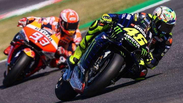 El Moto GP presentó su calendario provisional y Termas tendría la segunda fecha