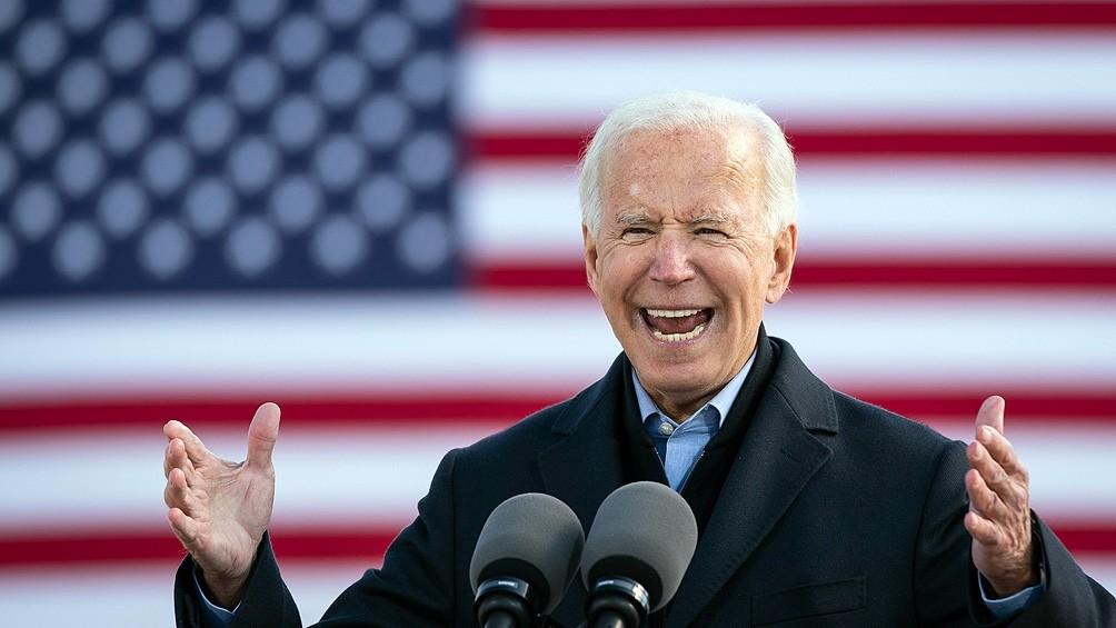 Biden ganó la presidencia de Estados Unidos