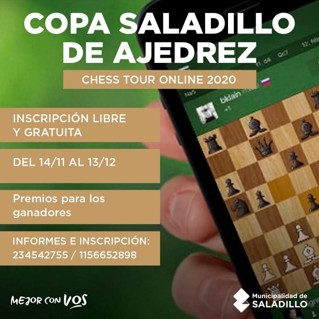 "Se lanza la ""Copa Saladillo 2020"""