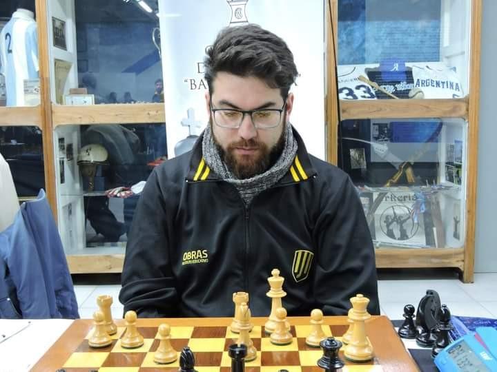 Matías Rodríguez Lezcano ganó el Saladillo Invitational