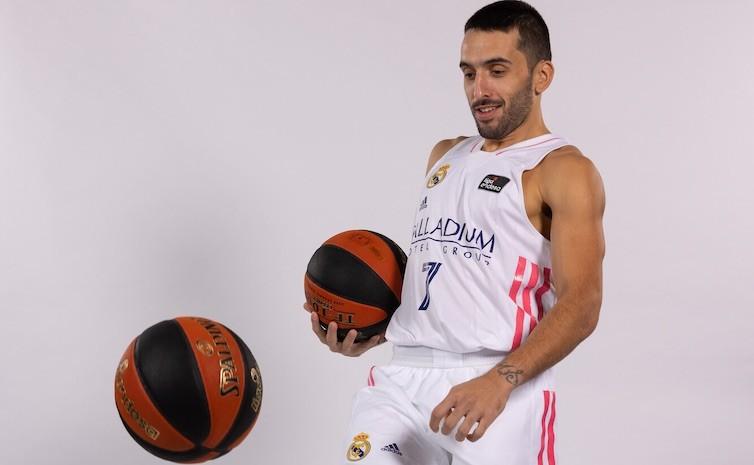 ¿Campazzo se prueba el traje de la NBA?