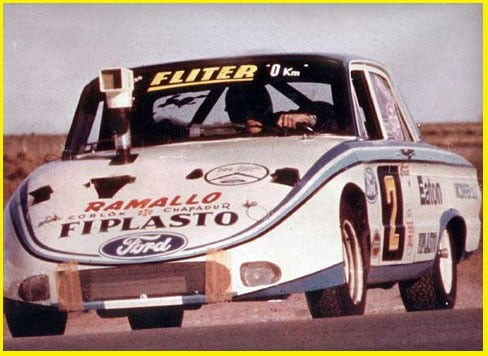 Pasaron 45 años: En Monte ganaba Juan María Traverso