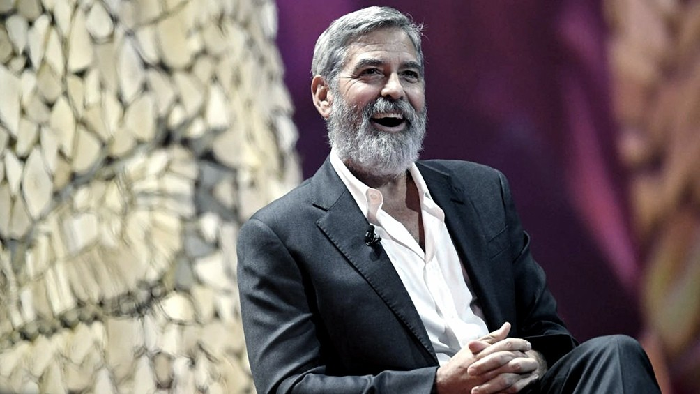 Clooney le dio 1 millón de dólares a cada uno de 14 amigos en 2013