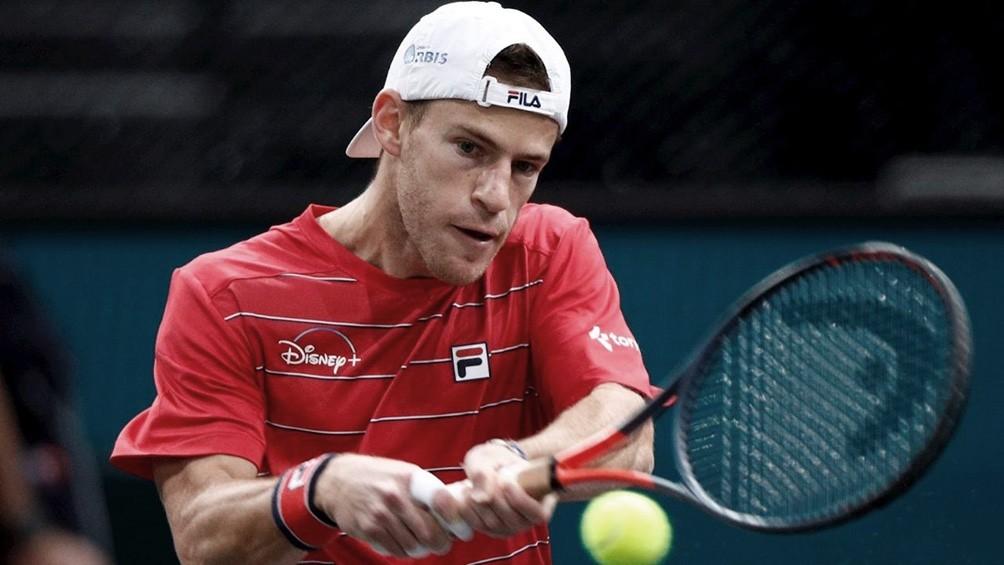 Schwartzman cierra su aventura en el Masters ante Medvedev