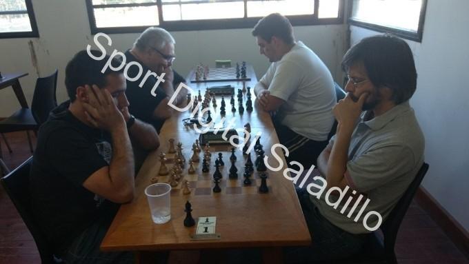 """Martín Loiza se quedó con el primer lugar en el """"Torneo de Rápidas"""""""