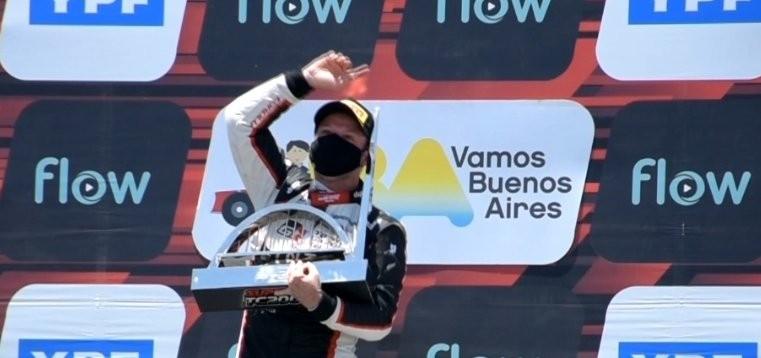 Barrichello ganó por primera vez en Súper TC2000