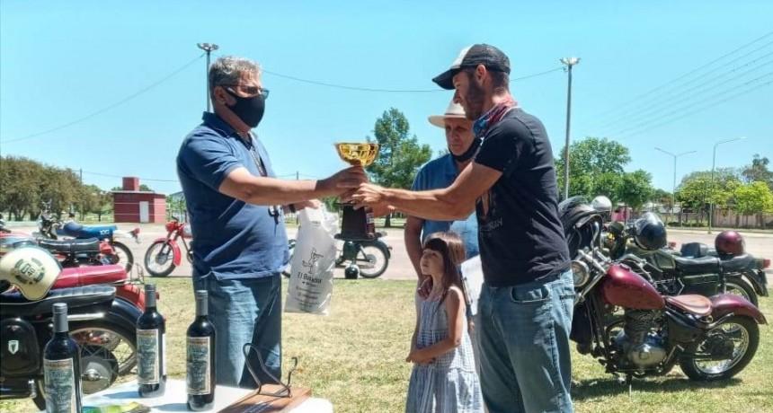 """Gustavo Delrieu ganó el Rally de Regularidad """"Héroes de Malvinas"""""""