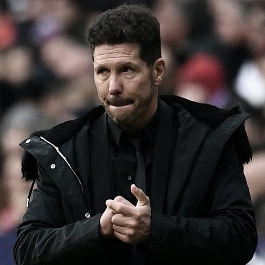 El Atlético Madrid se quedó con el duelo ante el Barcelona