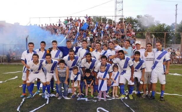 Argentino el gran campeón del Clausura y del año en Primera Division
