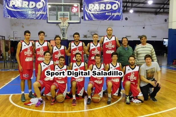 Buen año deportivo del Club Ciudad de Saladillo