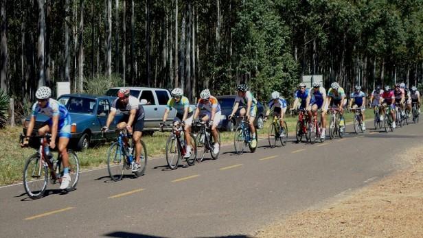 Toda la actividad del Ciclismo Saladillense del fin de semana