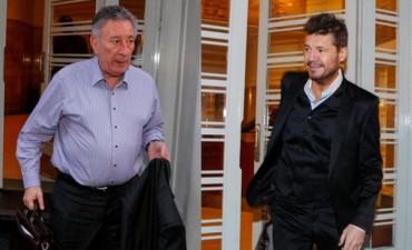 Tinelli y Segura se enfrentan hoy por presidencia de AFA