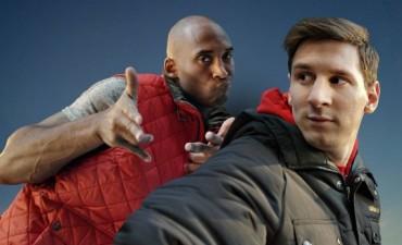Dedicatoria especial de Messi a Kobe Bryant