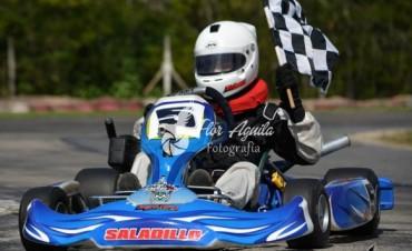 Francisco Tiberi en busca del campeonato en la última fecha