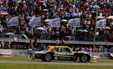 Omar Martínez se corono campeón del Turismo Carretera