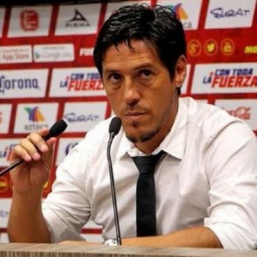 Mauro Camoranesi es el nuevo entrenador de Tigre