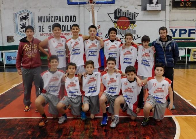 Con la presencia de Ciudad, se juega en Chivilcoy la final sub13